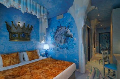 Apre il Gardaland Magic Hotel, tutto sul nuovo resort