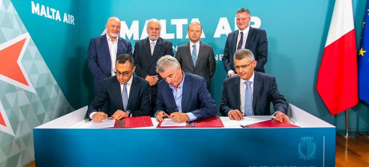 Ryanair acquisisce Malta Air: obiettivo Nordafrica