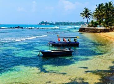 Sri Lanka, niente visto per i turisti italiani