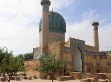 Originaltour, viaggio di gruppo in italiano in Uzbekistan