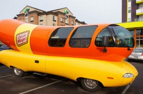 Dormire in un hot dog? Negli States si può