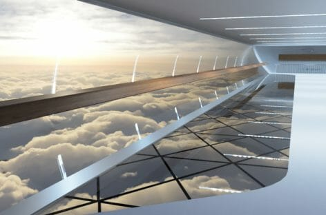 """British Airways, """"BA 2119: il volo del futuro"""" in mostra a Londra"""