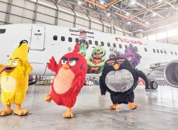Alpitour-Neos punta alle famiglie con il B737 di Angry Birds