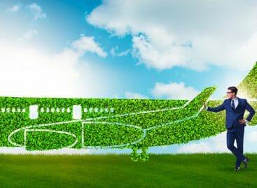 Trasporto aereo, maxi patto per la ripartenza green