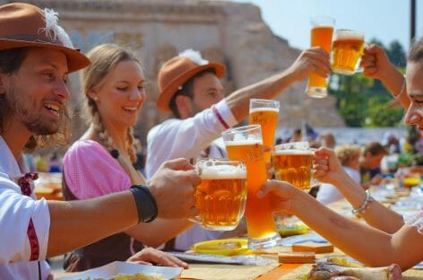 Gardaland, birramisù e attrazioni a tema per l'Oktoberfest
