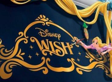 Nel 2022 salpa Disney Wish, la nave di Rapunzel