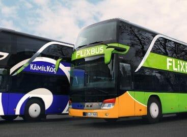 Flixbus acquisisce l'operatore turco Kamil Koç