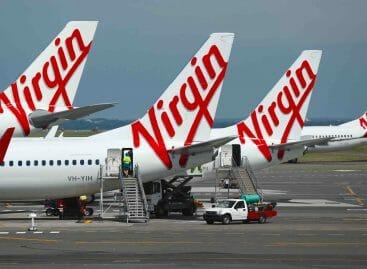 Virgin Australia entra in amministrazione straordinaria