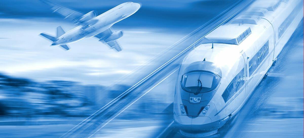 Klm, rivoluzione Air&Rail:<br> treni al posto degli aerei