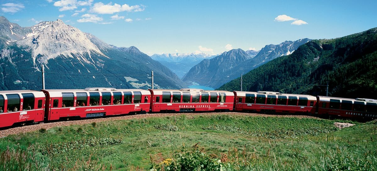 Ferrovia Retica, in adv torna l'opzione Treno+