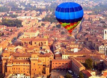 A Ferrara torna il Balloons Festival dal 6 al 15 settembre