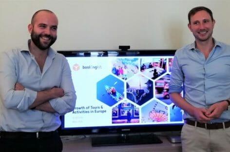 Evoluzione Bookingkit, al via la partnership con GetYourGuide