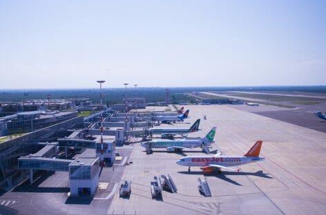 Aeroporti italiani, a ottobre i passeggeri crollano del 74,8%