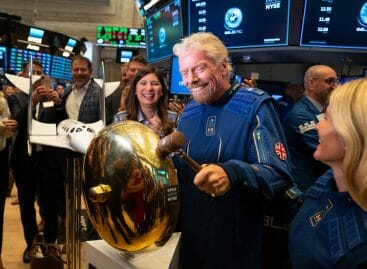 Turismo spaziale, Virgin Galactic sbarca a Wall Street