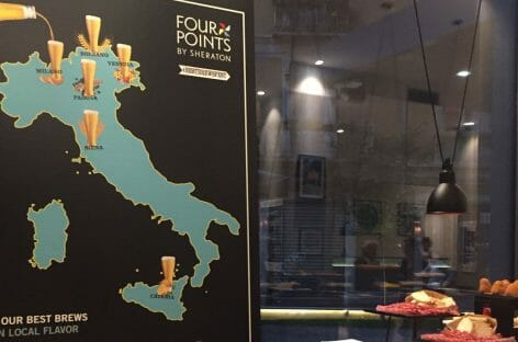 Sei birre per sei alberghi, Four Points Best Brews Fest a Milano