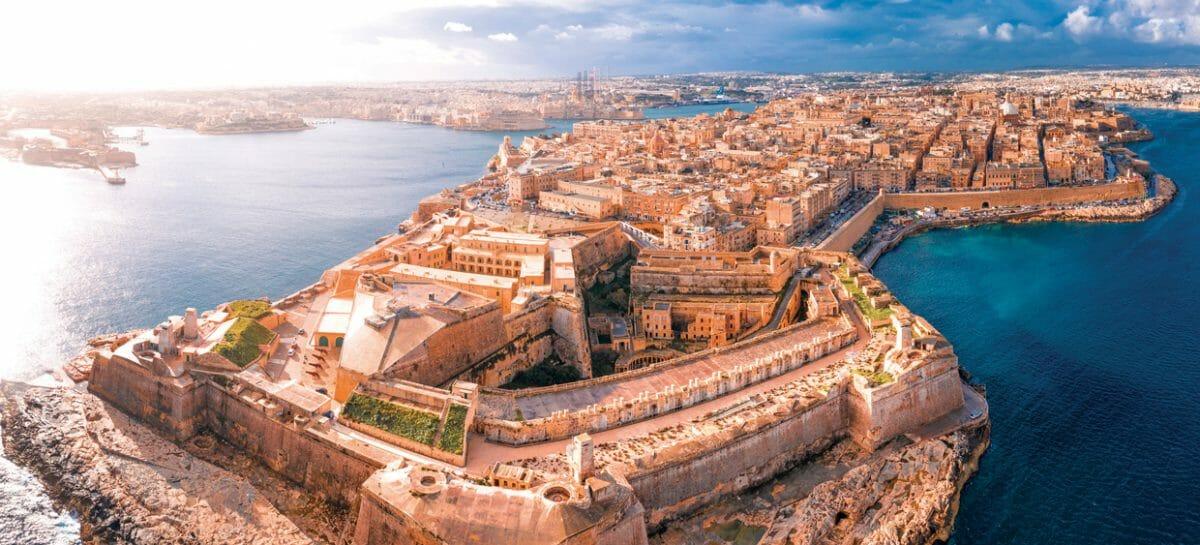Jump investe sugli hotel 5 stelle di Malta