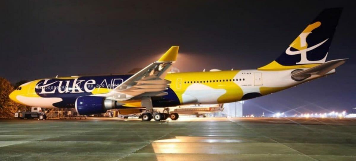 Luke Air-Blue Panorama, in arrivo il terzo A330-200