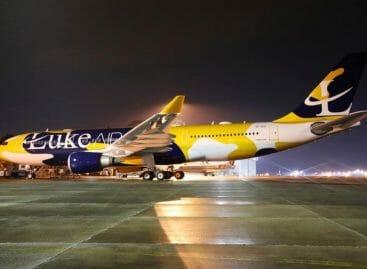 Blue Panorama/Luke Air volerà su dieci isole greche