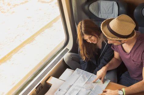 Interrail, rivoluzione digitale con l'app e i Pass elettronici