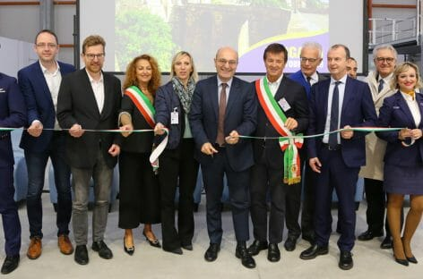 Ryanair ha aperto il suo terzo hangar all'aeroporto di Milano-Bergamo