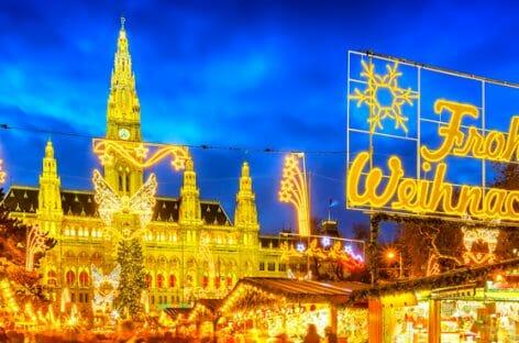Con Giver i mercatini di Natale del Danubio per Sant'Ambrogio e l'Immacolata