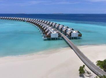 Lusso all inclusive: apre l'Emerald Maldives Resort & Spa
