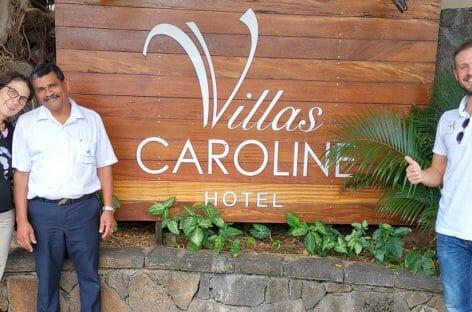 Mauritius, esclusiva Idee per Viaggiare sul Villas Caroline Beach Hotel