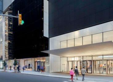 New York, si alza il sipario sul nuovo MoMA