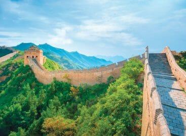 Cina, riapre ai turisti parte della Grande Muraglia