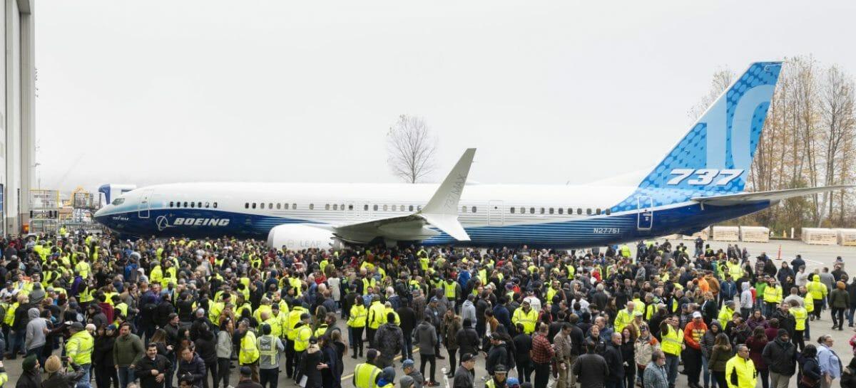 E ora debutta il Boeing 737 Max 10