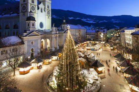 Db-Öbb Eurocity, si rinnova l'appuntamento con i mercatini di Natale