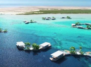 L'altro Mar Rosso è saudita: <br>cinquanta hotel di lusso nel 2030