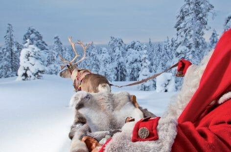 Il mondo di Babbo Natale firmato Giver