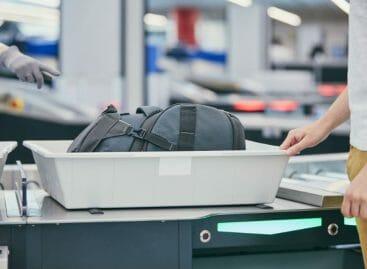 Via libera ai liquidi in valigia: <br>rivoluzione in aeroporto