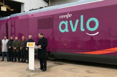 Avlo, il treno ad alta velocità low cost di Renfe