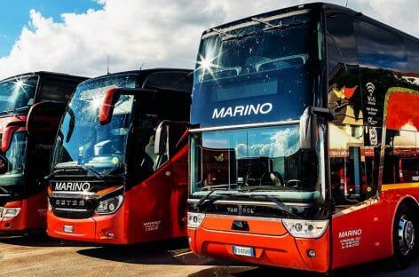 Marino Bus investe in Calabria: più collegamenti e partnership locali