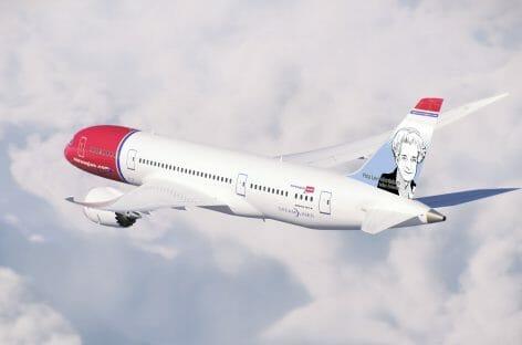 Rita Levi Montalcini vola con Norwegian