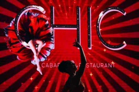 Palladium, a Punta Cana apre lo Chic Cabaret & Restaurant