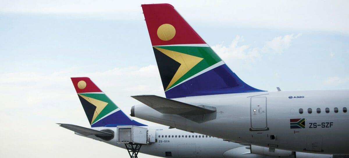 South African, ennesimo salvataggio da 215 milioni di euro