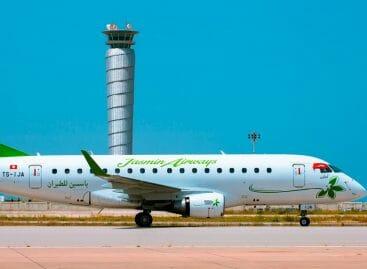 Nasce Jasmin Airways, nuova linea aerea tunisina