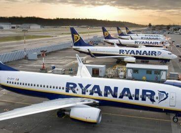 Ryanair lancia 100 rotte per la stagione estiva italiana