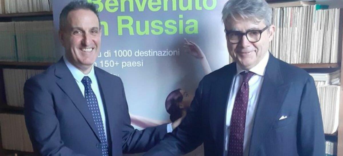 S7 sbarca a Malpensa con il no stop su Mosca Domodedovo
