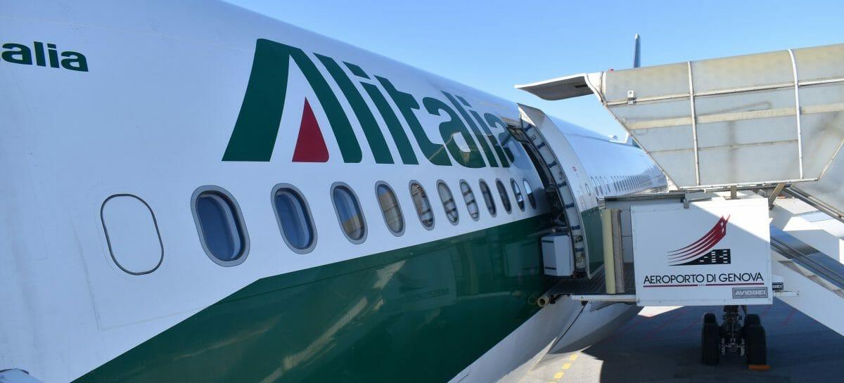 Mini-Alitalia in vendita: bando aperto dal 29 febbraio