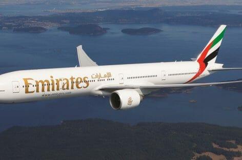 Emirates potenzia le rotte da e per il Sudafrica