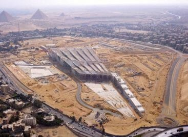 Grand Egyptian Museum, l'apertura slitta al 2021