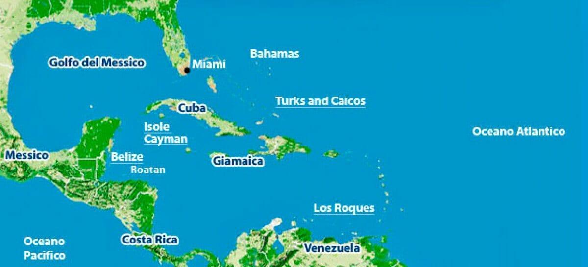 Terremoto ai Caraibi, rientra l'allarme tsunami