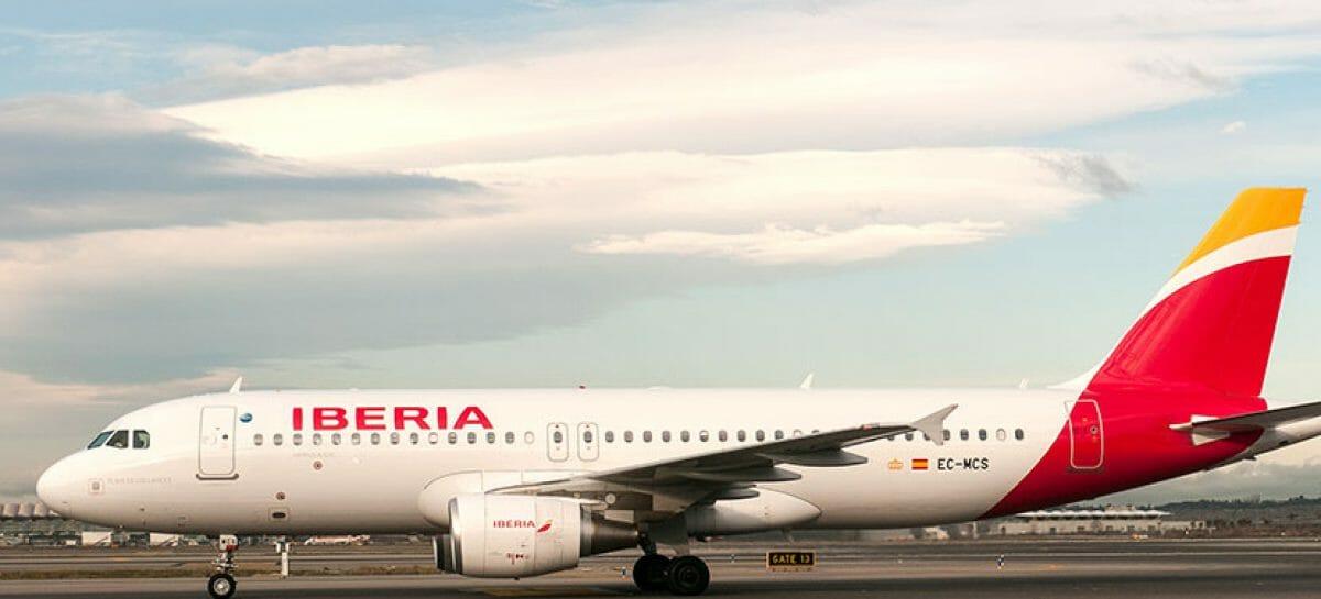 Lungo raggio, Iberia riempie gli aerei con i biglietti all'asta