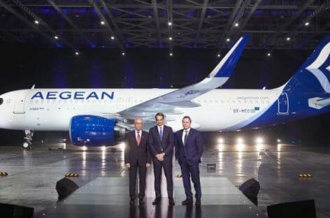 La nuova era di Aegean Airlines