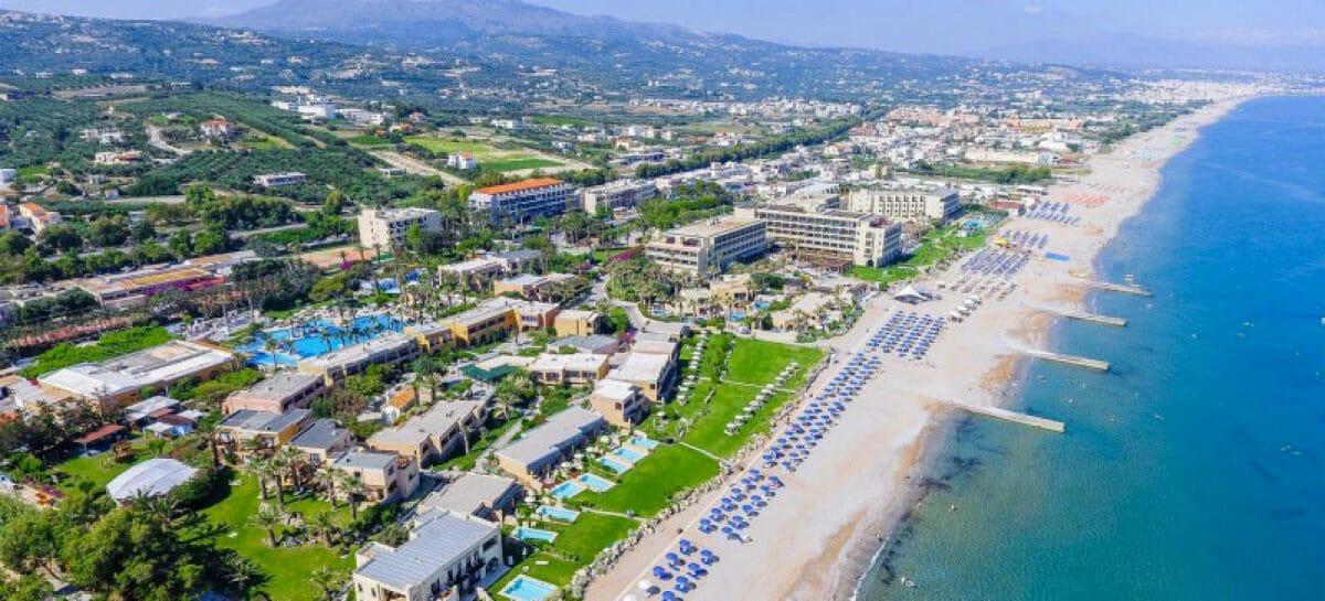 Valtur debutta in Grecia con il Creta Aquila Rithymna Beach