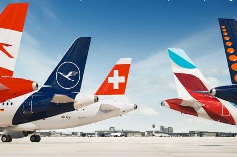 Gruppo Lufthansa, entro ottobre in volo la metà della flotta
